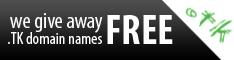 Dot tk dominios gratis